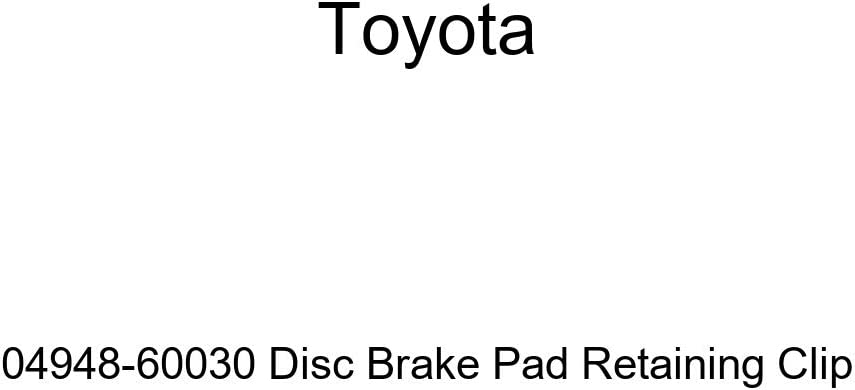 Genuine All items free shipping Toyota Parts - Fitting New item Kit Disc 04948-60030 Br