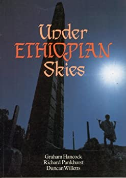 Under Ethiopian Skies 187404189X Book Cover