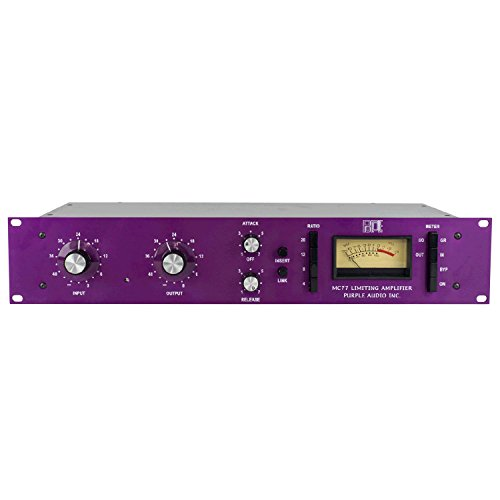 Purple Audio MC77 Compressor/Limiter