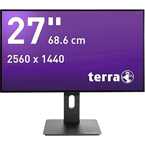 LED-Monitor EEK: A+ (A++ - E) Terra LED 2766W PV 3030011 2560 x 1440 Pixel