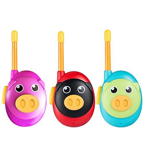 radios woki toki para niñas fabricante NUDITO