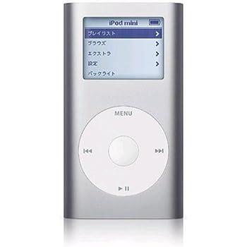 Apple iPod mini 4GB (シルバー) M9160J/A