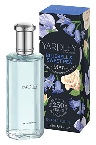 Yardley London Bluebell & Sweet Pea EDT 125ml