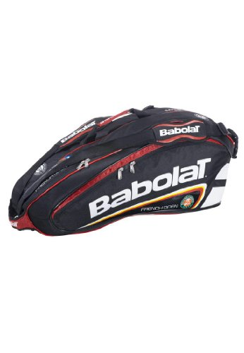 Babolat Racket Holder Team X6 French Open Tennistasche