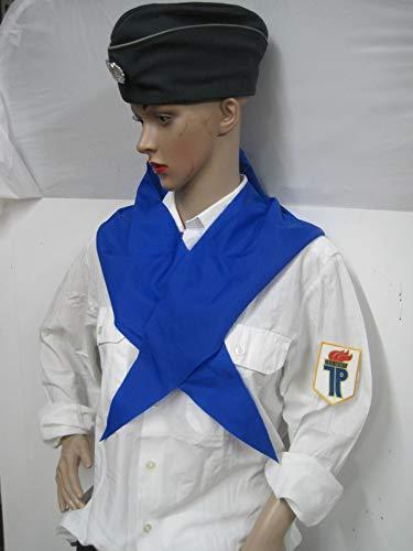 Lagermaulwurf Hemd Jungpionier Kostüm f.Damen Grösse S, DDR FDJ Bluse