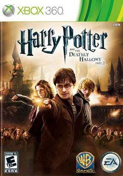 HARRY POTTER & THE DEATHLY HALLOWS PART 2-NLA