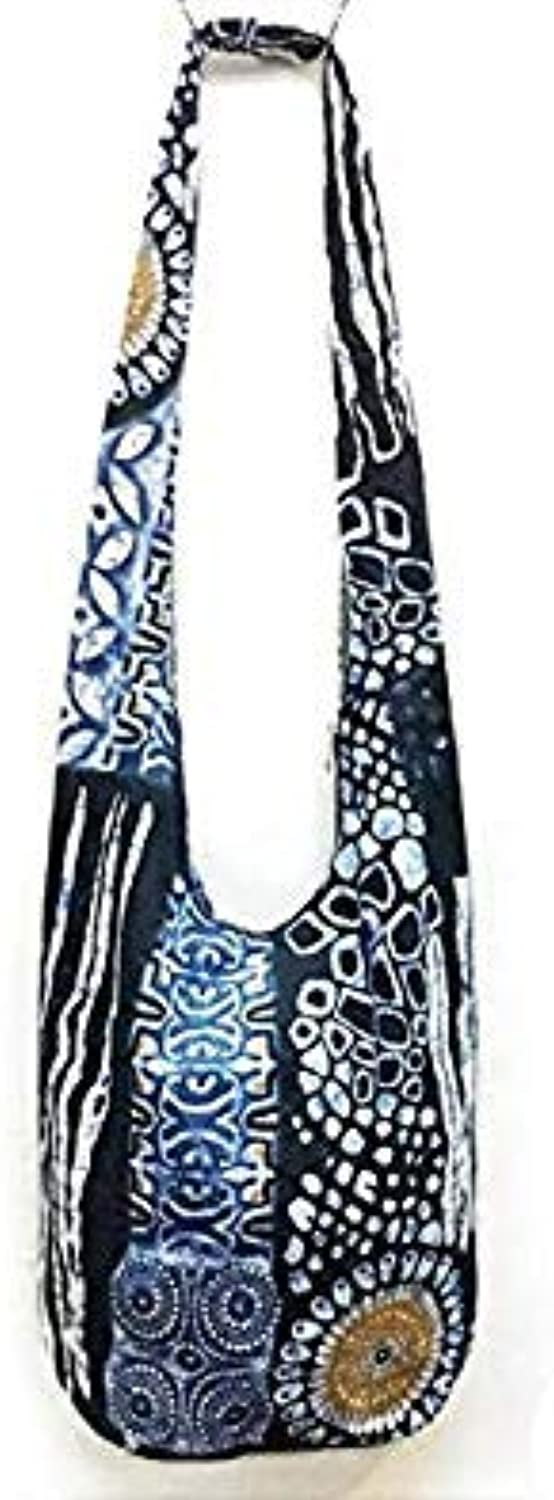 Women Unique Ethnic Shoulder Bag Cotton Thai Hippie Gypsy Tribal Big Bags bobo Sling Crossbody Hipster Handmade Bags Handbags Type 3