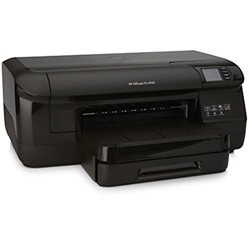 HP OfficeJet Pro 8100 Tintenstrahldrucker (Ethernet, USB) schwarz
