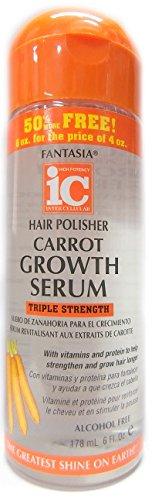 IC Fantasia Carrot Growth Sérum pour cheveux 178 ml