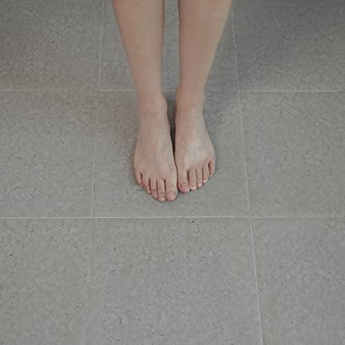 30x30cm Selbstklebende Marmorboden Fliesenaufkleber 10pcs PVC Vinyl Bodenbelag Stumme Aufkleber für Küche Wohnzimmer Badezimmer