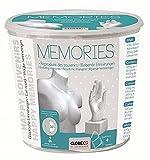 Glorex 6 2704 011 - Abform Set Memories, Komplettset zum abformen und gießen von größeren...
