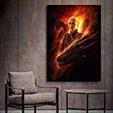 lubenwei Game of Thrones Daenerys Targaryen Poster Artwork