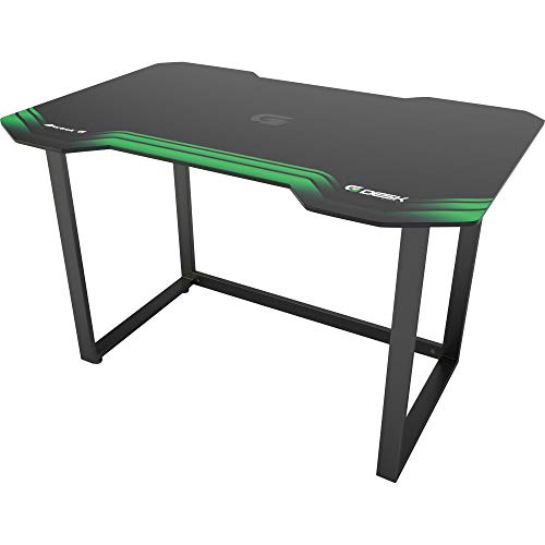 TABLE GAMER FORTREK GDESK HMG01 GREEN