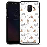 DeinDesign Coque Compatible avec Samsung Galaxy A6 (2018) Étui Housse Winnie l'ourson Disney...