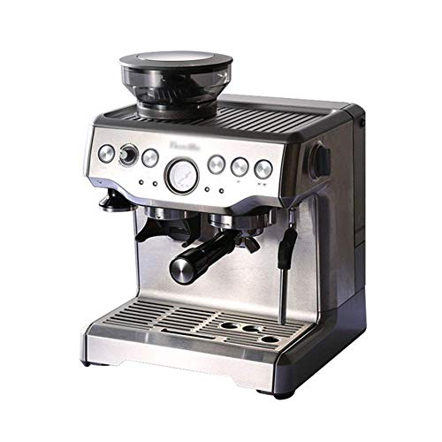 41Q9WldNXsL. SS500  - NLRHH Semi-Automatic Espresso Machine Home Integrated Grinding Powder Coffee Machine Commercial,Silver peng (Color…