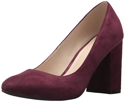 Cole Haan Damen 85MM Justine, Pump, 85 mm, Feige, 42 EU