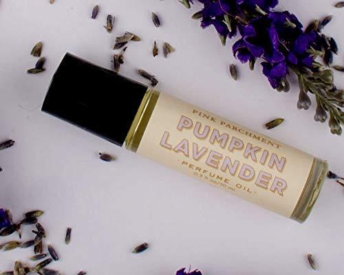 Pumpkin Lavender Roll on Perfume