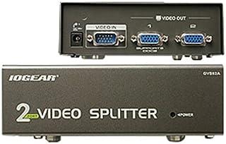 IOGear 2-Port VGA Video Splitter GVS92