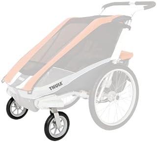 comprar comparacion Thule 20100209 - Kit para paseo con dos ruedas giratorias de 8