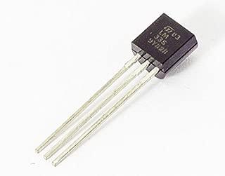BIlinli PT1000 3 mm 3DIN Capteur de temp/érature R/ésistance au Platine RTD 2 m 2 Fils Fil de Tuyau Capteur de temp/érature Sonde Capteur de temp/érature /à Deux Fils Thermocouple 15 mm Sonde 1