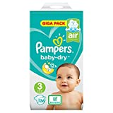 Pampers 81715573 Baby-Dry Pants windeln, weiß