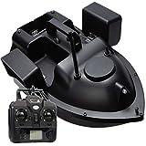 GPS Intelligente RC Bait Boat 500M 3 Tramogge Posizione GPS Auto Reuturn Fisso velocità di Crociera Senza Fili RC Fishing Boat Nest,12000mAh