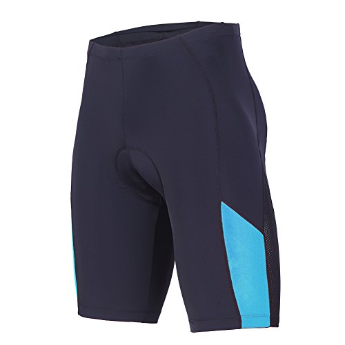 beroy Mens 4D Padded Cycling Shorts