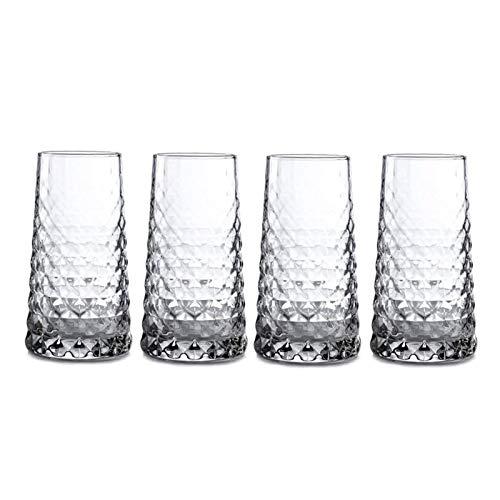WUHUAROU Bicchieri da Cocktail Bicchieri Collins Bicchieri da...