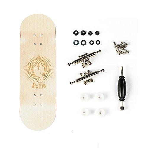 Bollie Mini Logo Fingerboard Set Größen Free 2 Shape