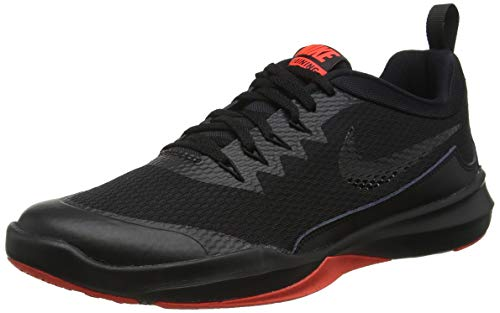 Nike Legend Trainer, Zapatillas de Running para Hombre, Negro (Black/Black/Bright Crimson 060), 47 EU