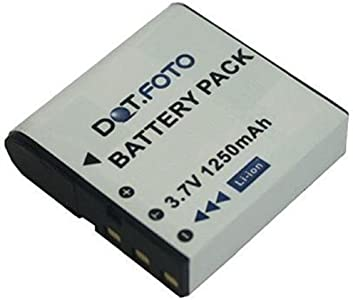 Dot Foto LB-060 PREMIUM Replacement Rechargeable Camera Battery for Ko...