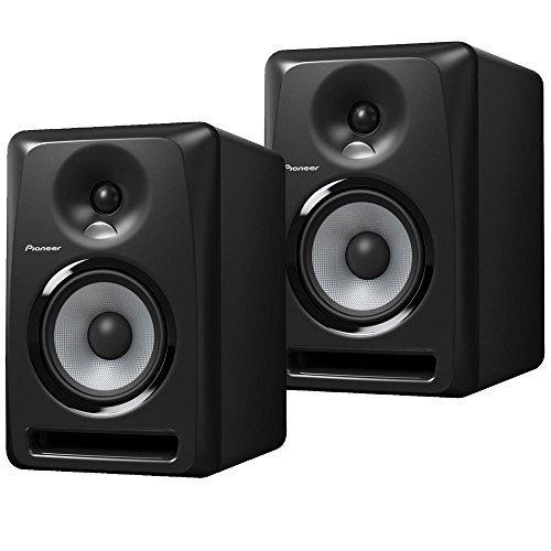 'Paar Monitor Pioneer S-DJ50X 5Aktivbox 2-Wege Bass Reflex biamplifi