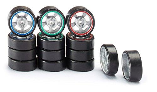 Siku 6808 - Reifenset B, schmale und breite Reifen