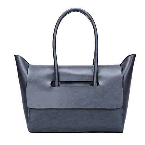 Handtas, mode koe leer vrouwelijke tas moeder tas schoudertas handtas schoudertas reisportemonnee, geschikt voor werk reizen winkelen