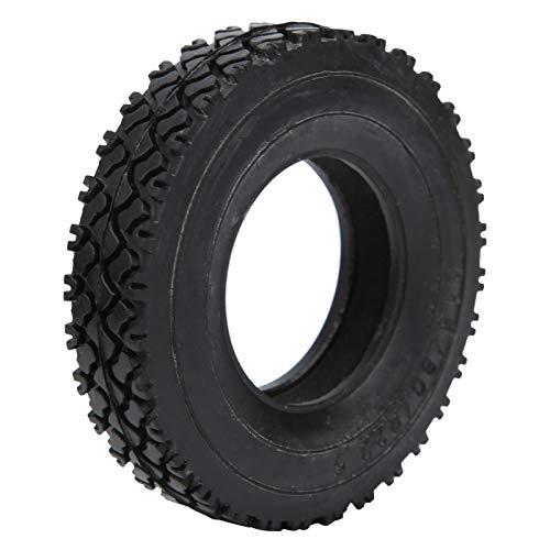 Esponja incorporada Neumático de Goma para Coche RC Neumático RC Antideslizante Un Buen sustituto de los neumáticos de Coche RC Viejos o dañados