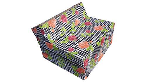 Natalia Spzoo Colchón plegable, cama de invitados, colchón de espuma 200x70 cm (008)