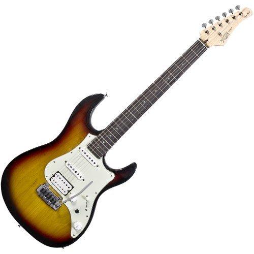 FGN FGOSASR3T Expert Odyssey E-Gitarre 3 Tone sunburst