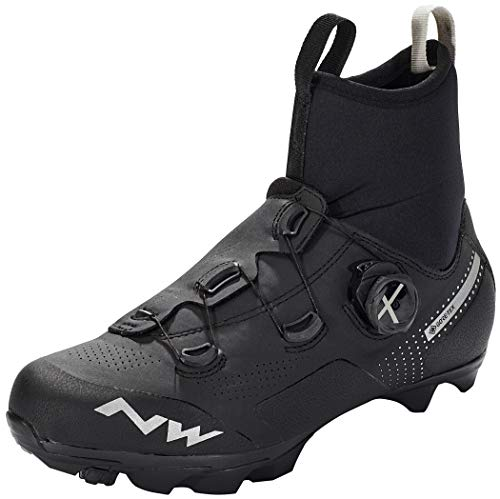 Northwave Celsius XC Arctic GTX Winter MTB Cycling Shoes Black 2022 Black Size: 11 UK