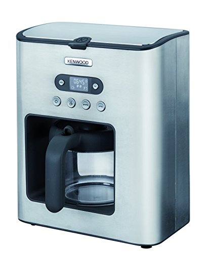 Kenwood Electronics CMM610 - Cafetera (Independiente, Acero ...