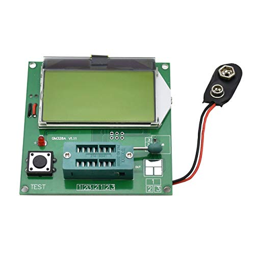 Tree-on-Life LCD Digital Transistortester LCR-T4 LCR-T5 GM328A M328 M328LCD MK-328 MK-168 TS-M8N EZM328 Transistortester