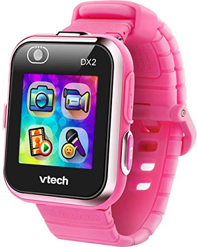 VTech Kidizoom Smart Watch DX2 - Reloj inteligente para niñ