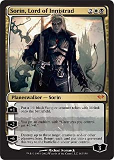 Best sorin lord of innistrad vampire deck Reviews