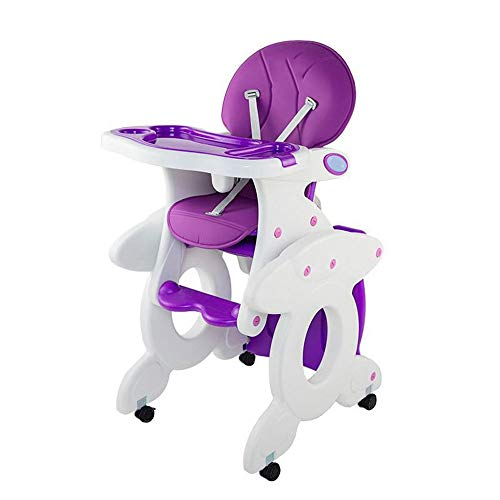 Great Features Of Can Be Equipped with Children's Dining Chair/Desk Double-Grade Food Plate, The Pla...