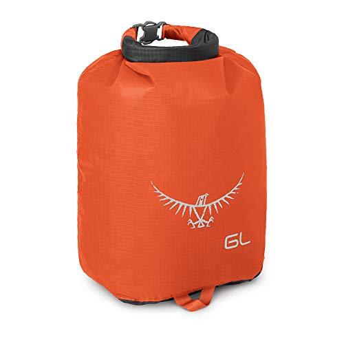 Osprey Ultralight Drysack 6 Drybag Poppy Orange
