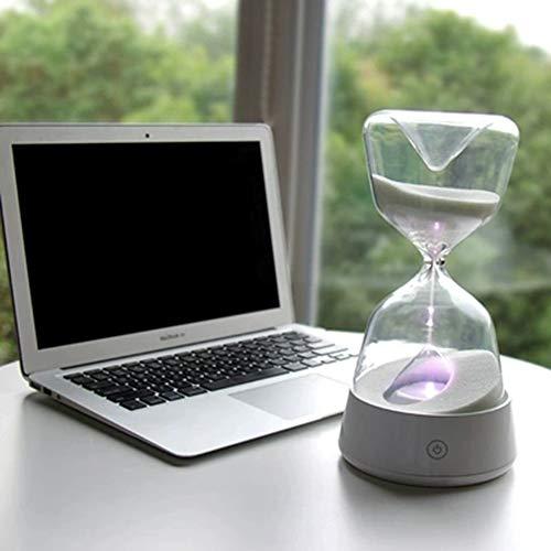 XQDSP tafellamp creatieve zandloper lamp nachtlampje plug-in bedlampje voor het verzenden van vriendin zandloper met slaaplicht