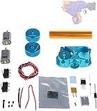 WORKER Kit de montaje para rueda Flywheel para Nerf N-Strike Elite Modify Infinus Diamond Pattern