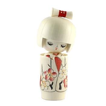 Usaburo Japanese Sosaku Kokeshi Doll 2006-4 Taishun