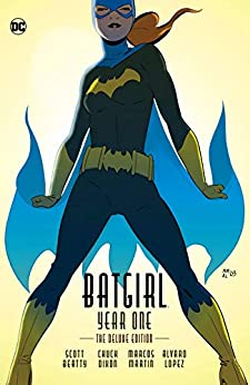 Batgirl: Year One Deluxe Edition by [Chuck Dixon, Scott Beatty, Marcos Martin, Alvaro Lopez]