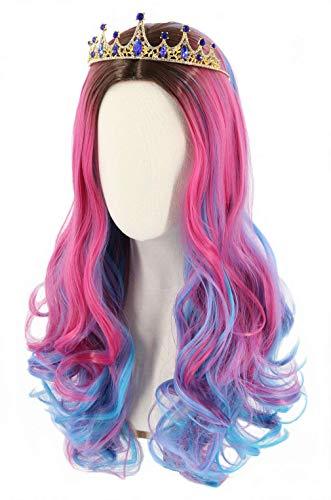 comprar pelucas audrey descendientes por internet