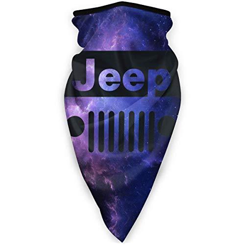 Perilla Fire - Máscara deportiva resistente al viento para Jeep Wrangler